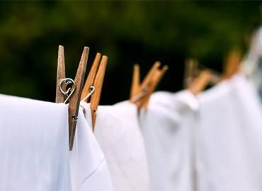 Wäsche richtig trocknen